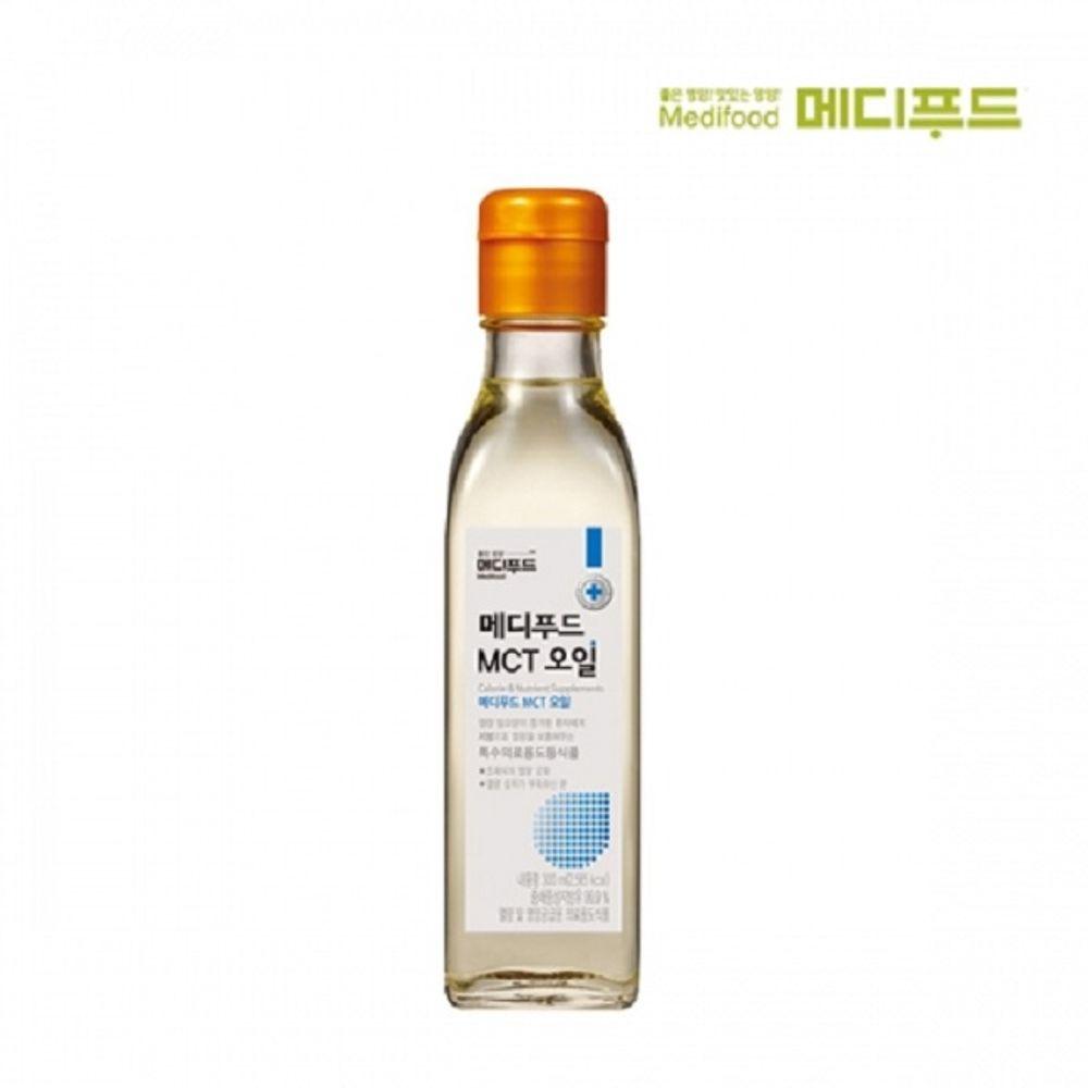 메디푸드 MCT 오일 300ml 노인 간편 지방 유동식