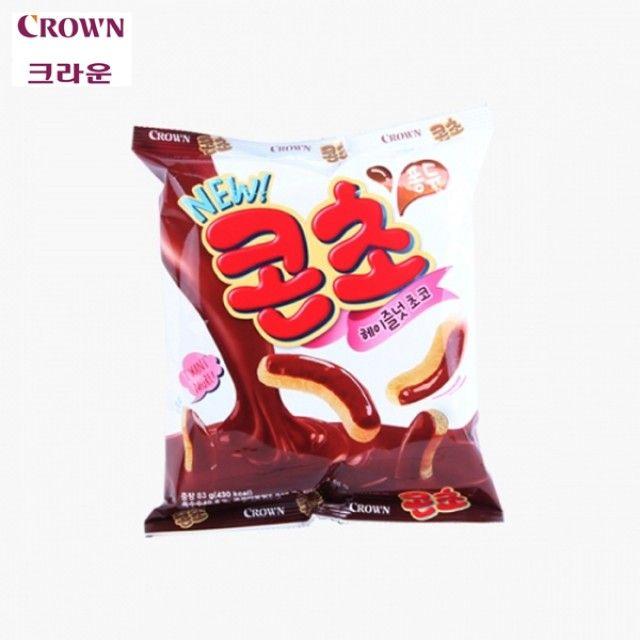 콘초 66g X 9봉 기획세트 진한헤이즐넛초코맛 어린이간식 단체간식