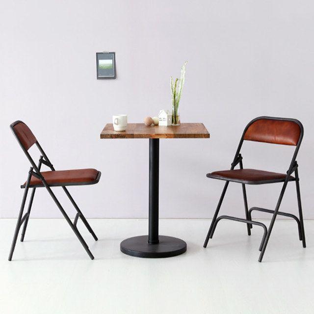 마켓비 REET 원목테이블 망고나무 PECRE 의자 세트