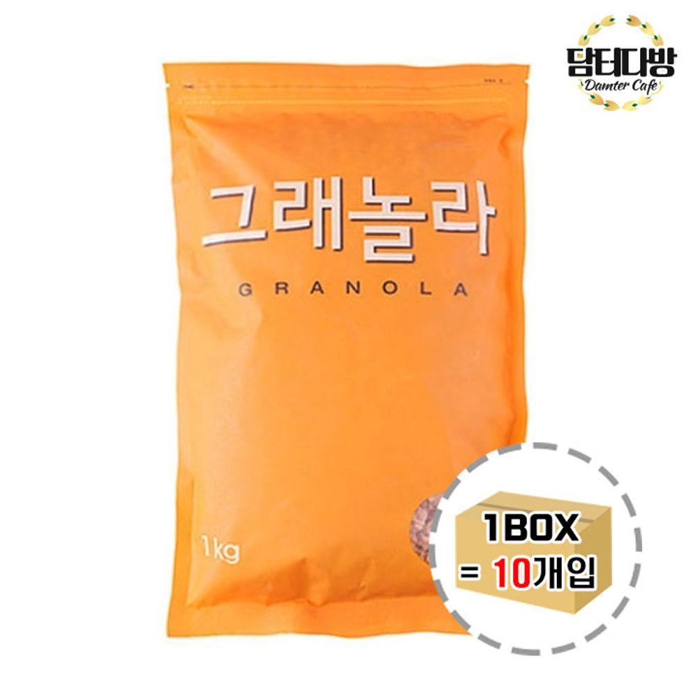 동서식품 그래놀라 1kg 1BOX (10개입)