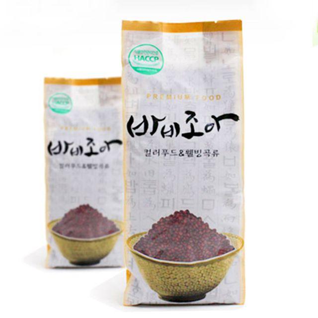 기능성 홍국쌀 씻어나온 천연 컬러미 1kg