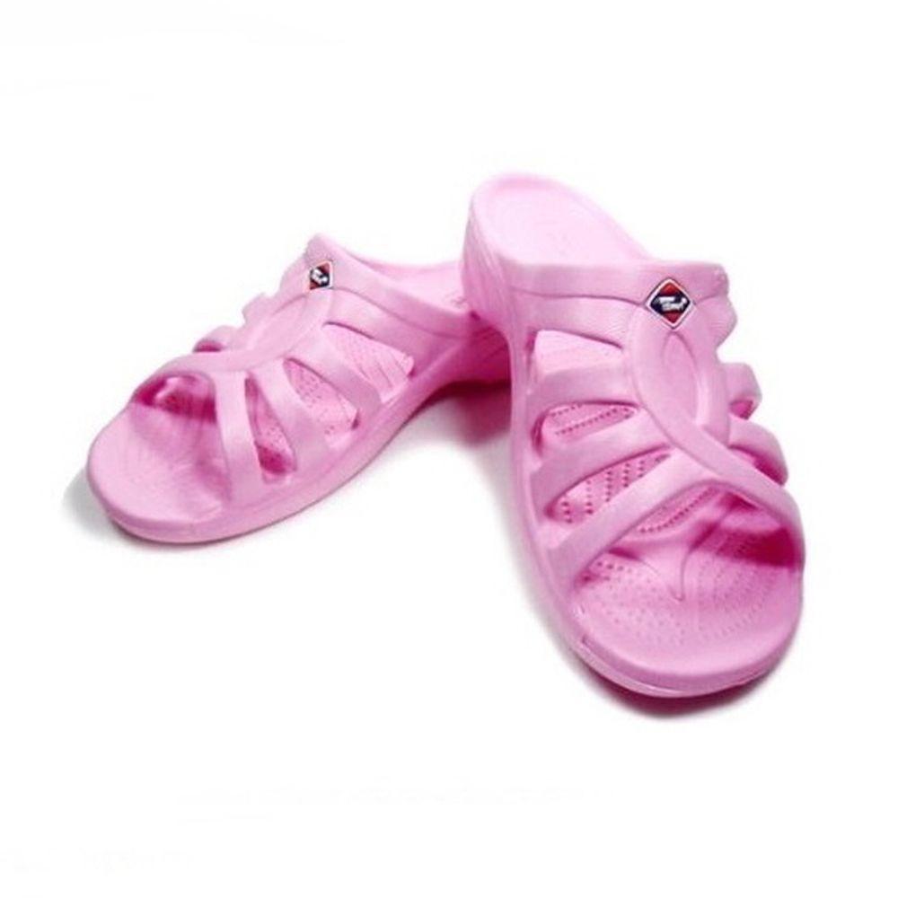 화장실 신발 욕실 발코니 베란다 다용도 슬리퍼 핑크