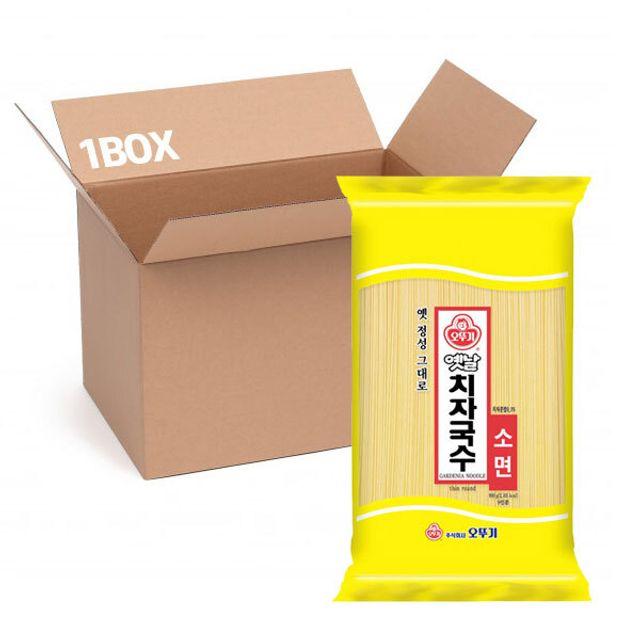 오뚜기 치자국수 900g (1box 15입)