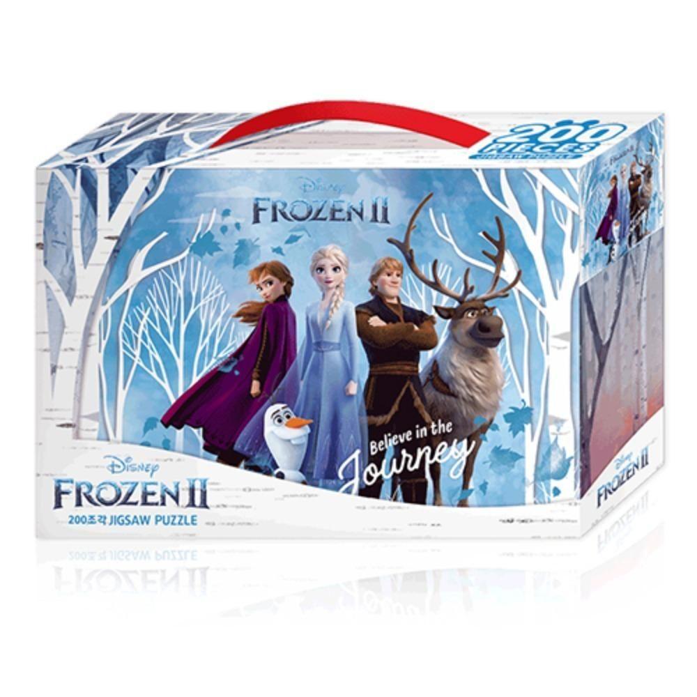 겨울왕국2 화이트 포레스트 직소퍼즐 200조각
