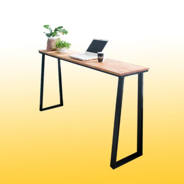 원목 아일랜드 홈바 식탁 스탠딩 카페 테이블 900