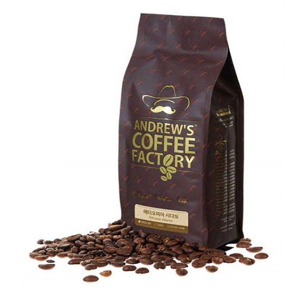 앤드류 에티오피아 시다모G2 1kg 로스팅 원두 커피