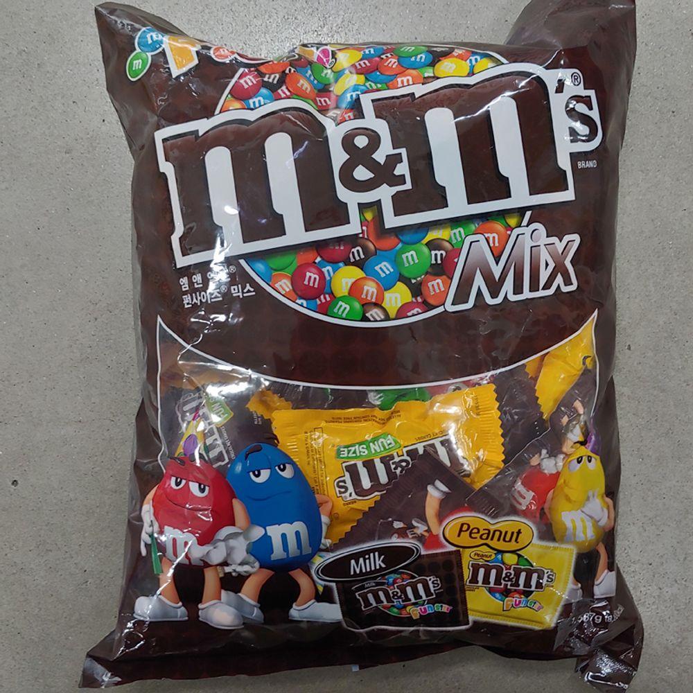 엠엔엠 Mix 초콜릿 1.5kg 1개