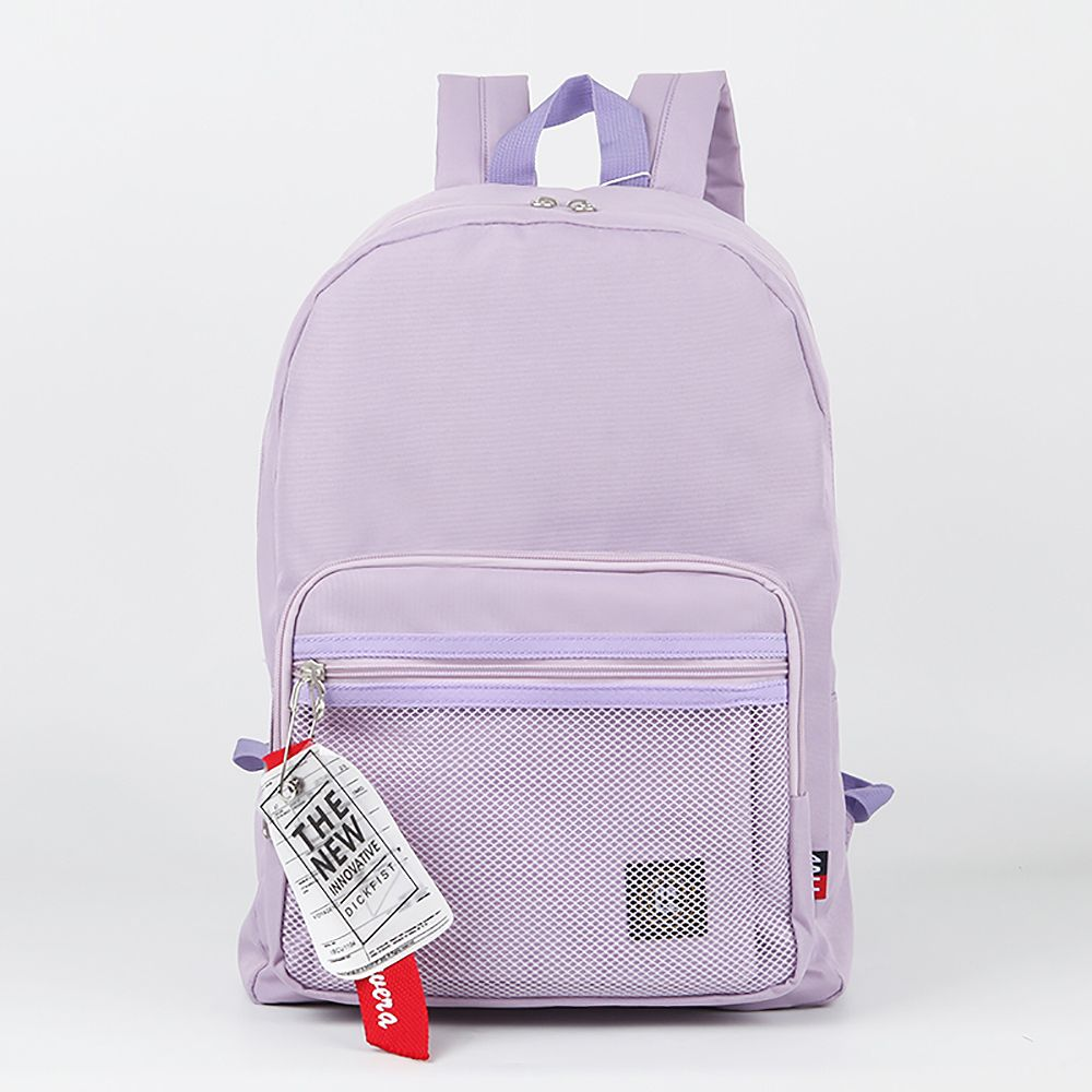 남여공용 베이직 메쉬 포인트 캐주얼 학생용백팩