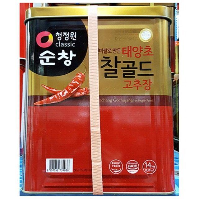 현미 고추장(찰골드 대상 14K)