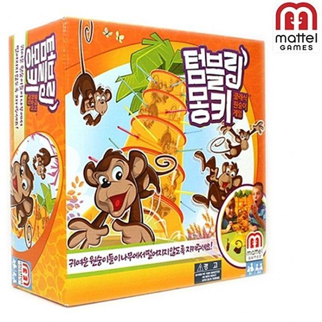 마텔 텀블링몽키 원숭이게임