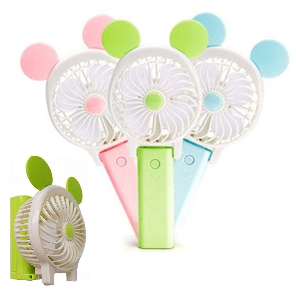 휴대용접이식선풍기 폴더형충전손선풍기 핸디선풍기