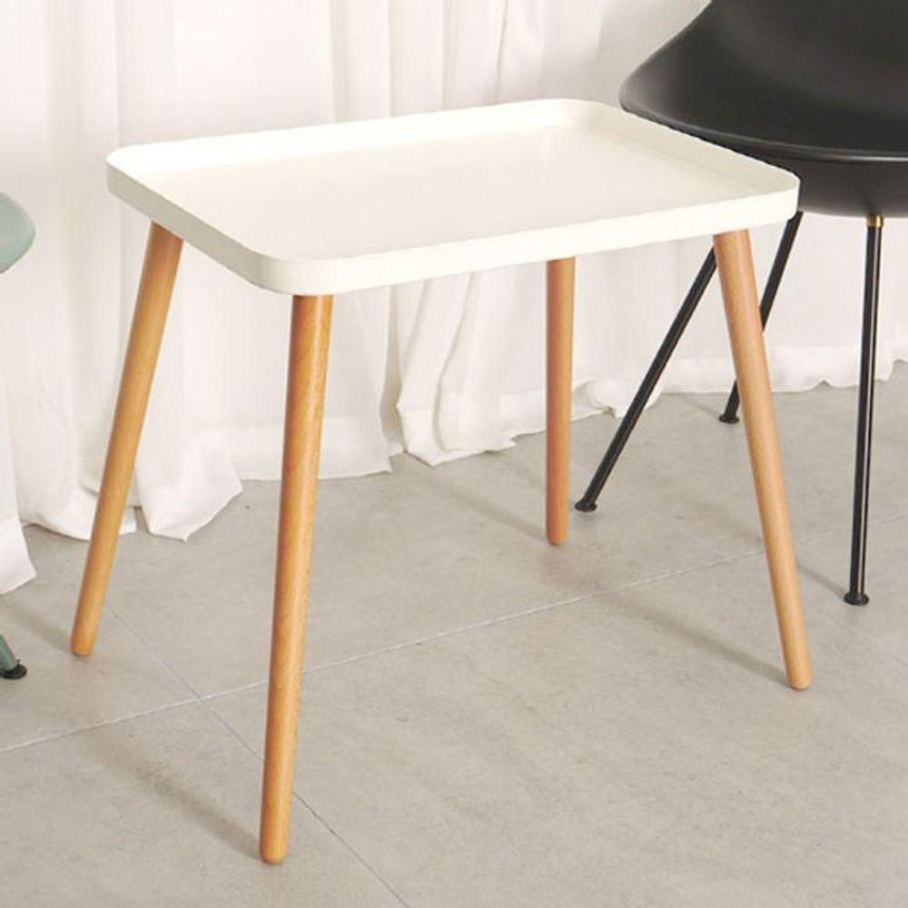 사각 티 테이블 거실 침실 탁자 식탁 진열장