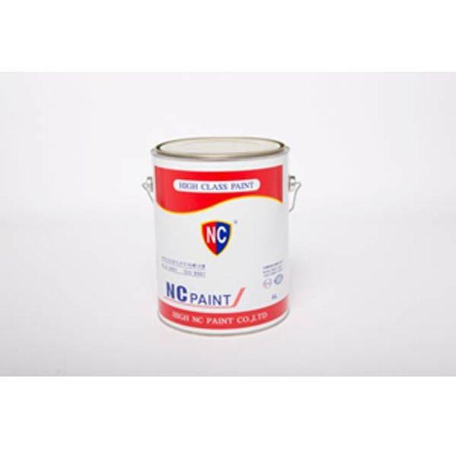 엔씨 카로드페인트(백색 미끄럼방지) 4L 도로표시용