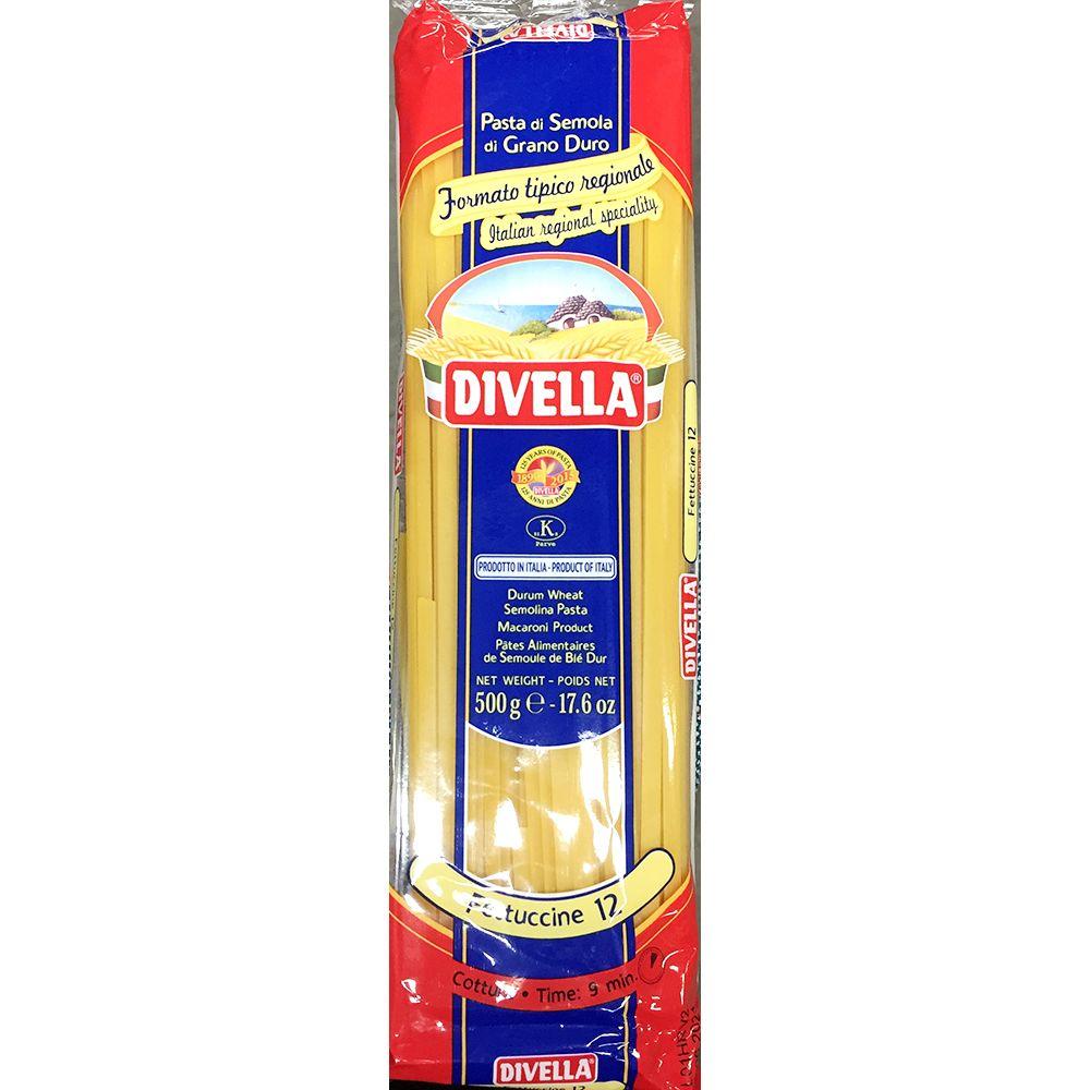 페투치니 디벨라 500g x4개 전문 업소용 파스타 재료
