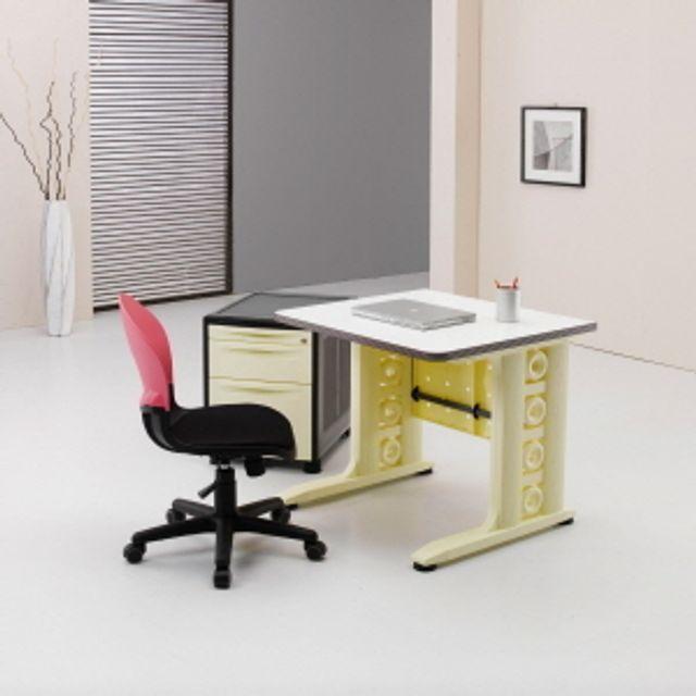 개인 작업실 업무용 학생 공부 책상 의자 테이블 세트