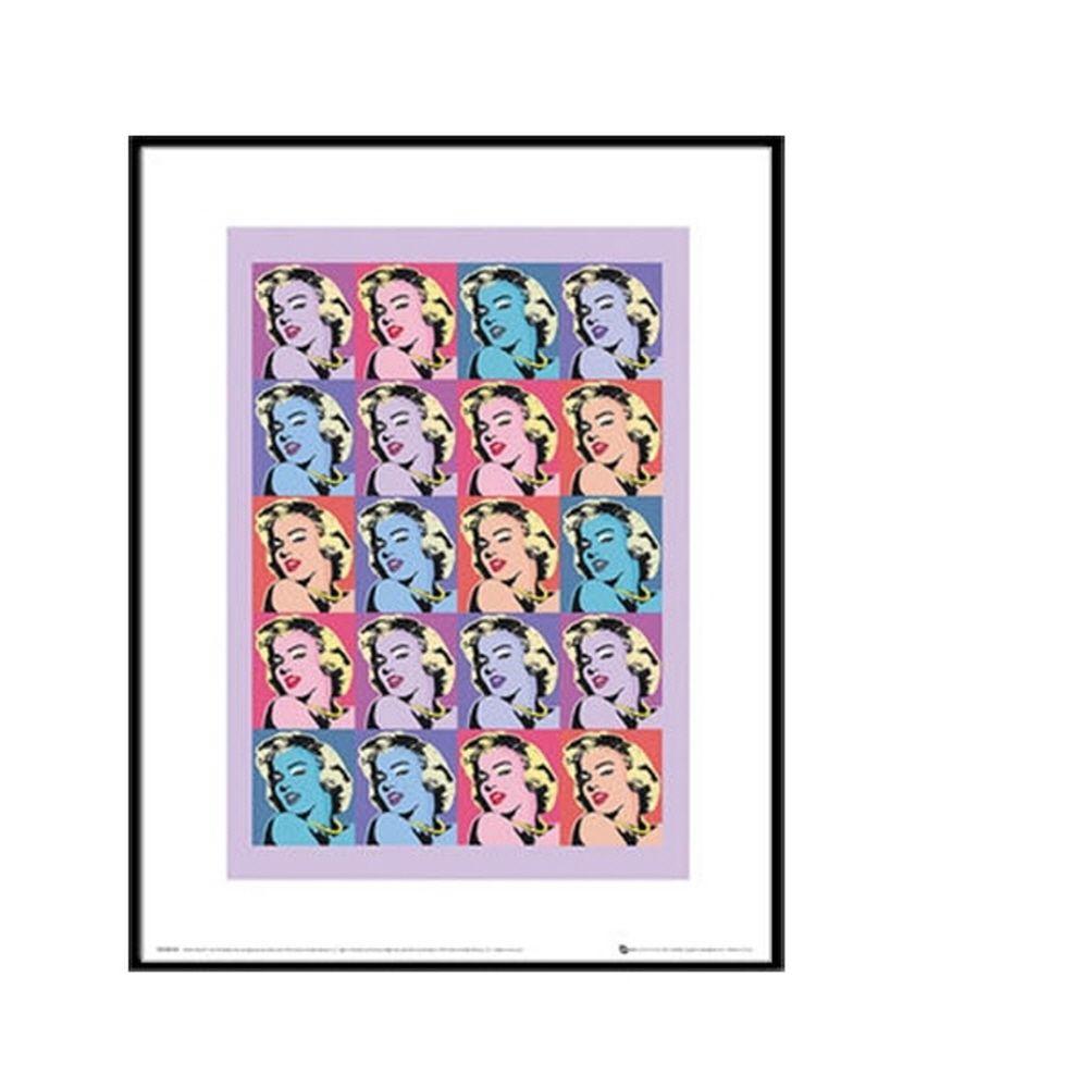 인테리어 거실 장식 개업 선물 마릴린먼로 포스터