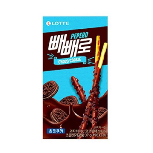 롯데제과 빼빼로 초코쿠키 37g 40개 1box