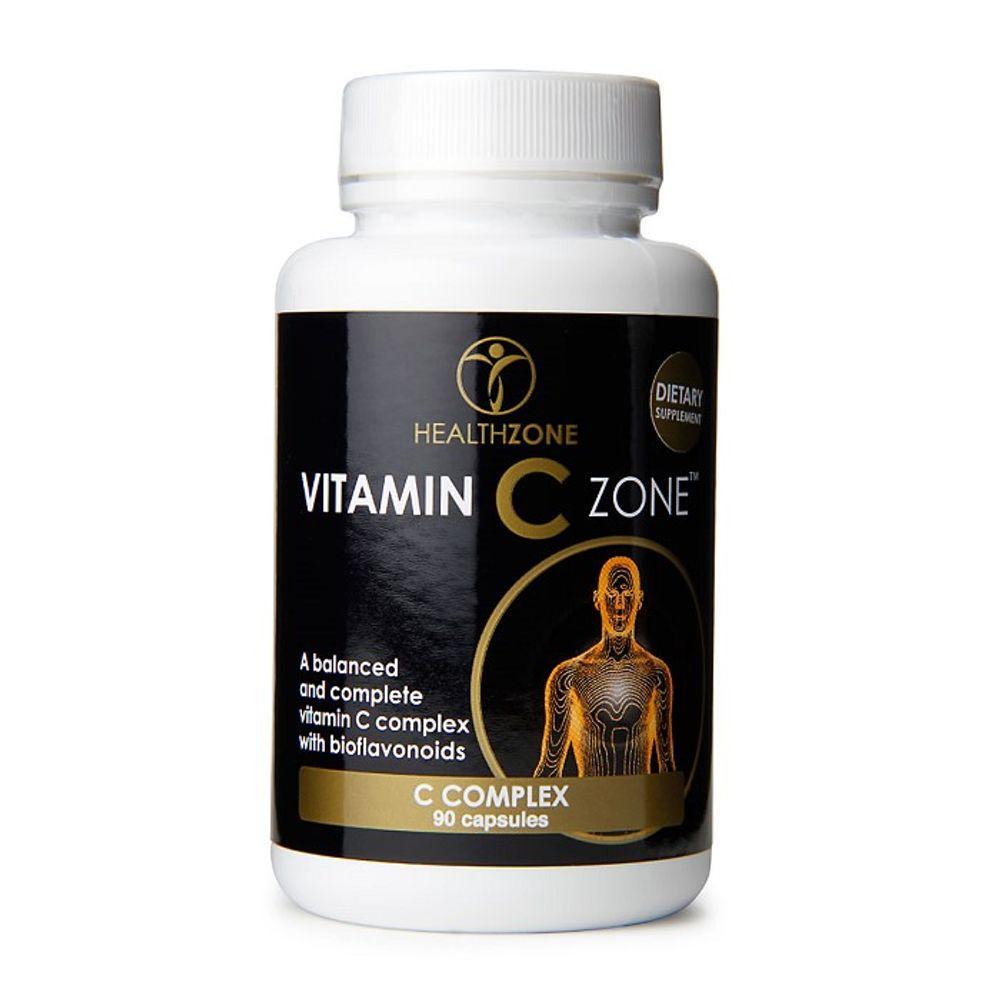 미국 헬스죤 비타민 C 죤 90캡슐