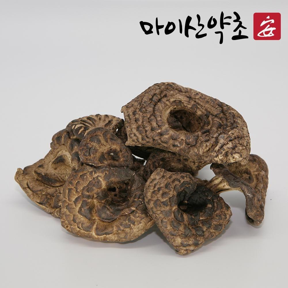 통건능이버섯 자연산 100g 건조능이 마이산작물 중국