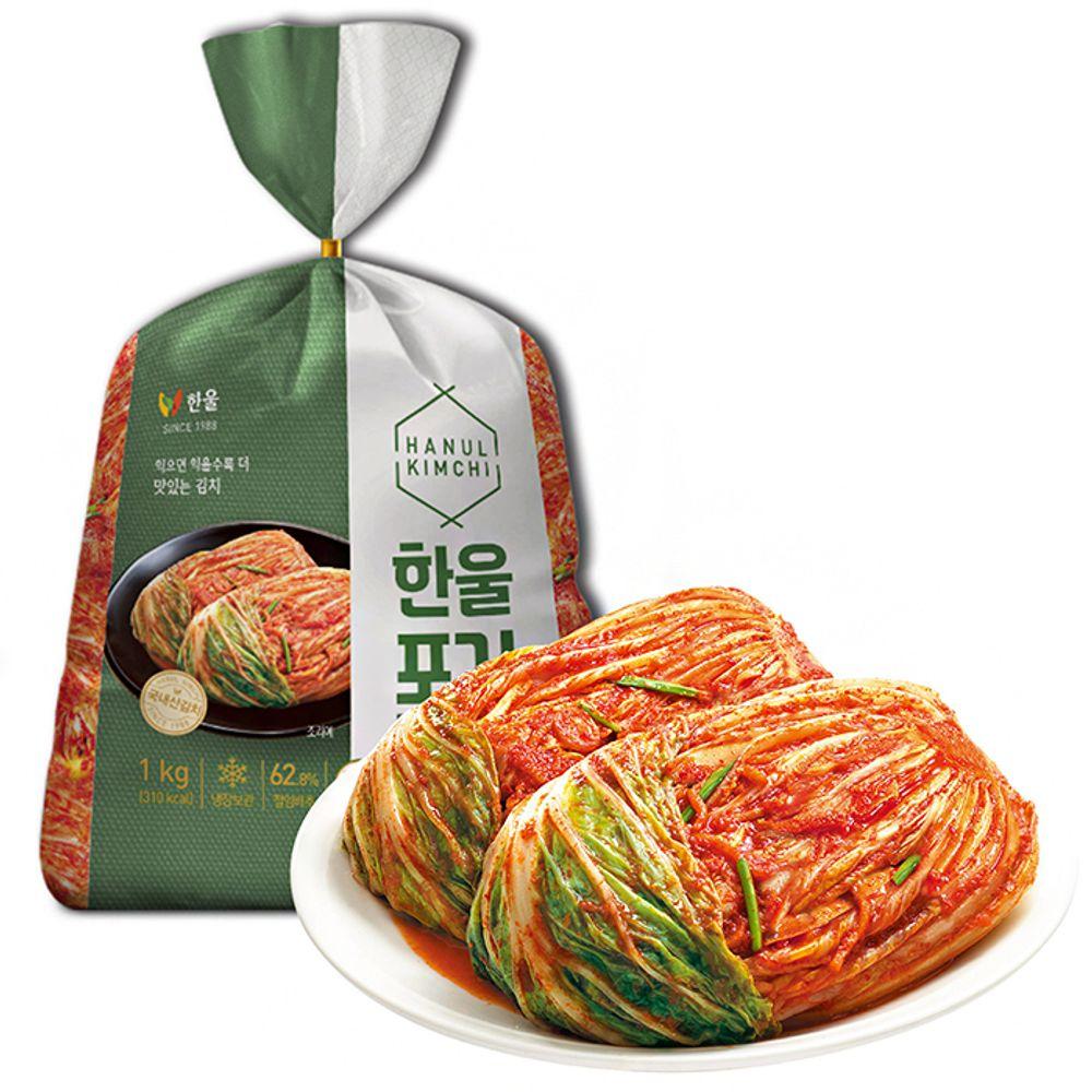 한울 열무물김치 1kg