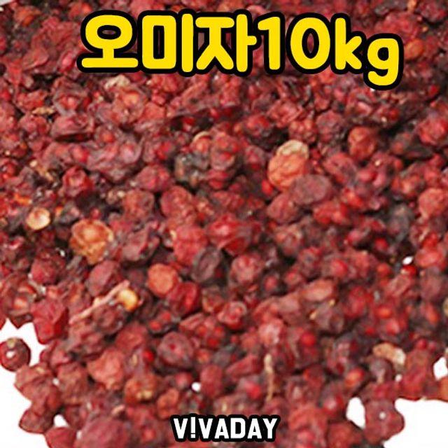 DHD 오미자 10kg