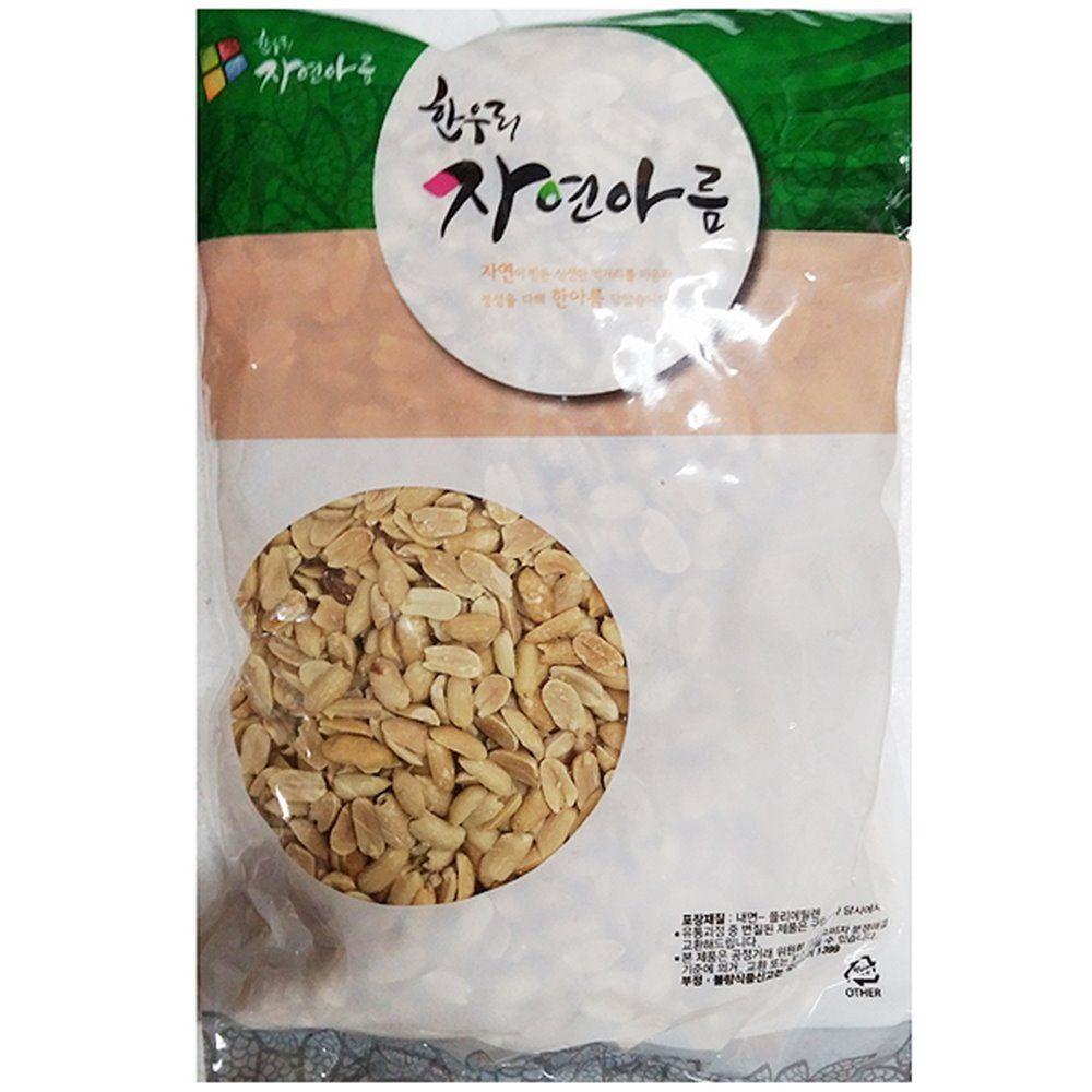 업소용 식당 식자재 재료 한진식품 땅콩반태 1kg