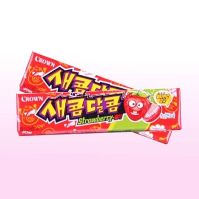 새콤달콤 딸기맛 15개 들이 X 2ea
