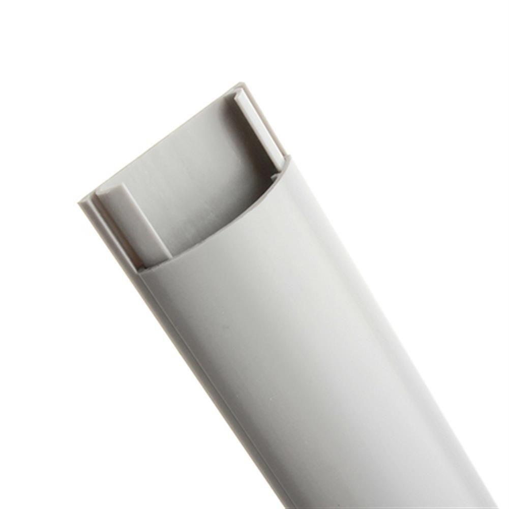 전선몰딩(반달/회색)대(5745)
