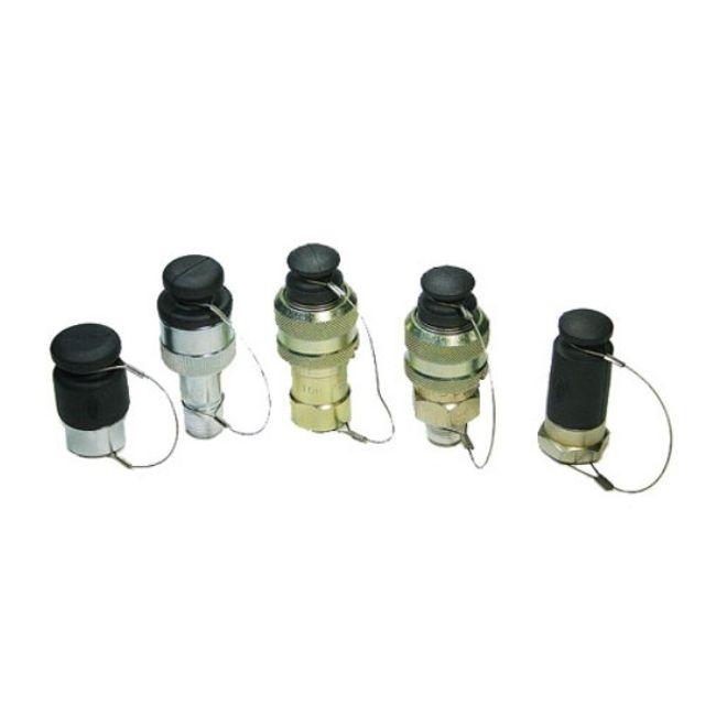 탑정밀 유압 카플러 원터치식(램쪽) 이즈미형