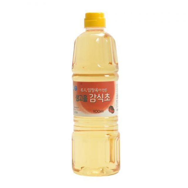 건강 음료 발효 식초 요리 음식 감식초 900ml 1병