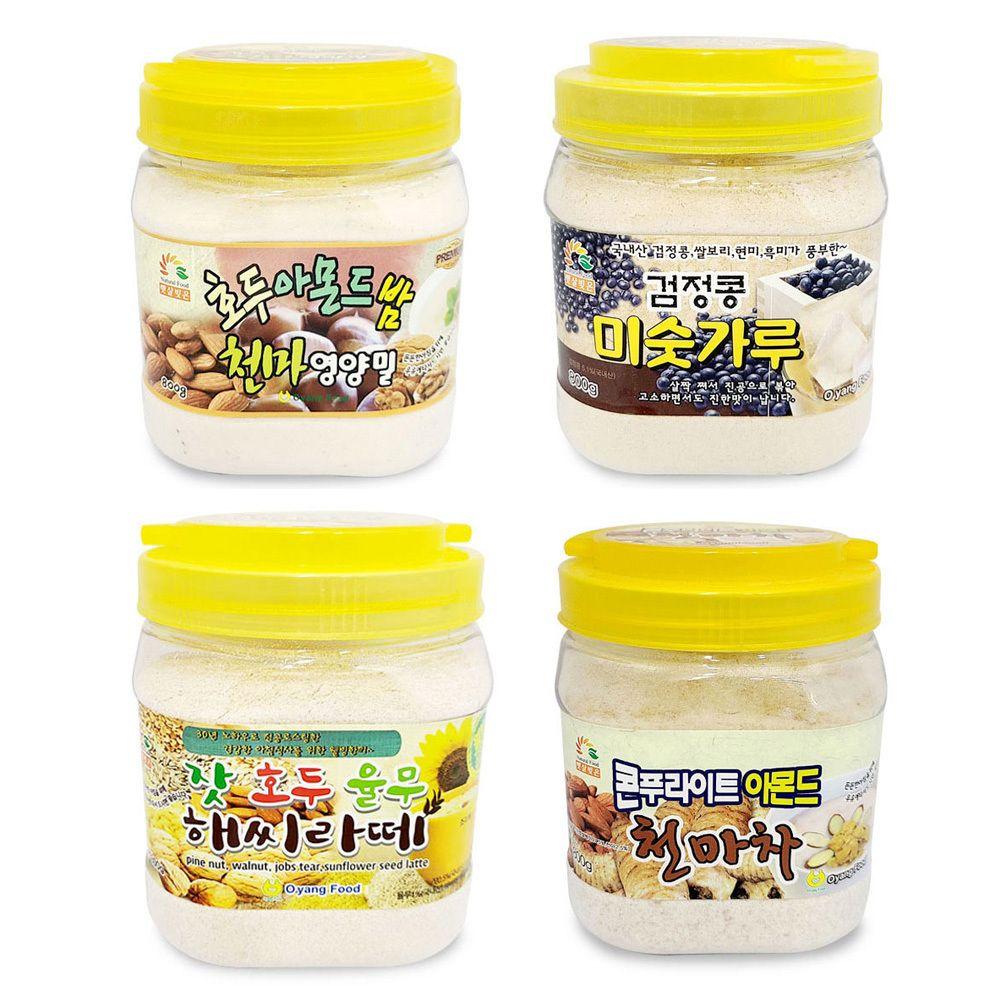 건강식 식사대용 영양 미숫가루 14종