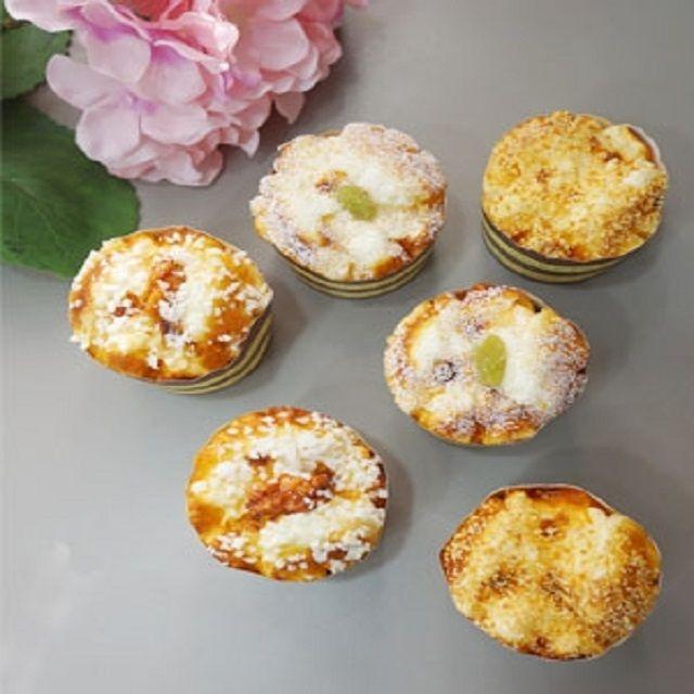 미니빵 냉장고 자석 6P 예쁜자석 장식용자석 소품