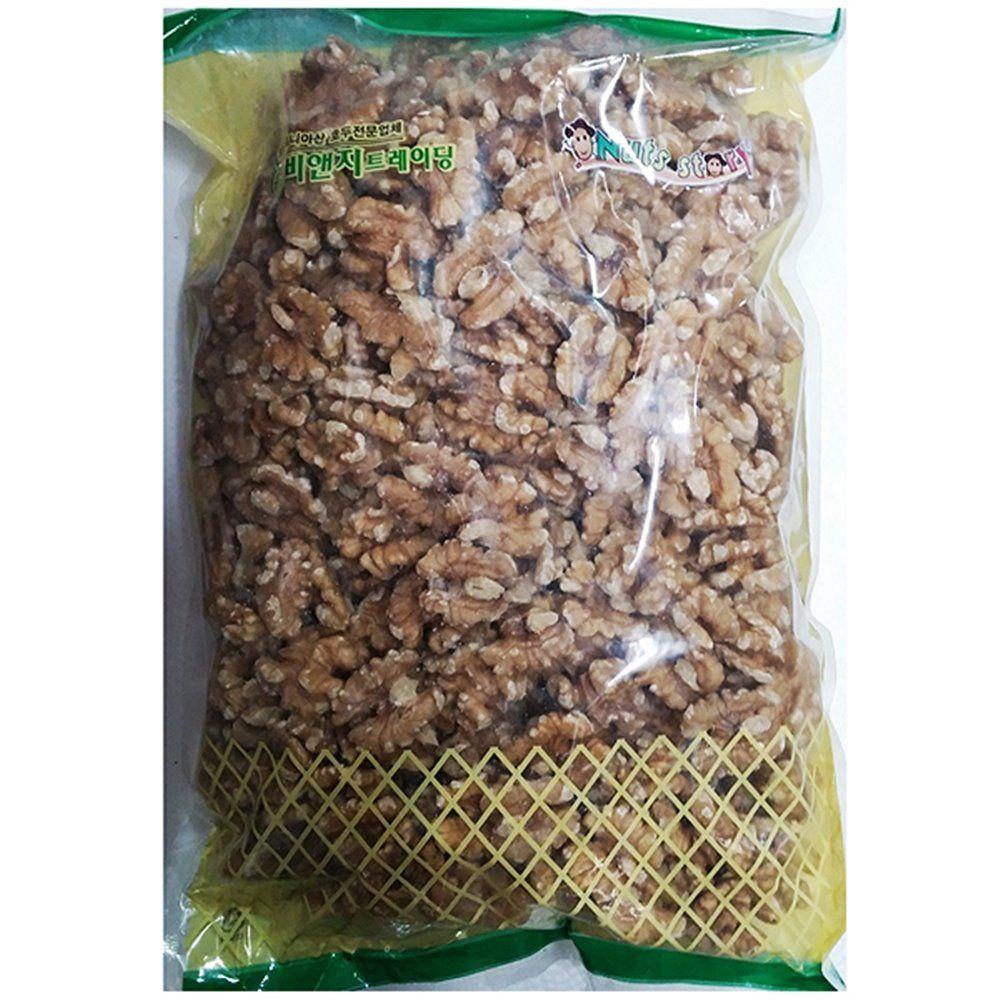 업소용 식당 식자재 제빵 재료 호두반태 1kg X10