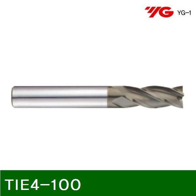 코팅엔드밀(TiALN) 4F TIE4-100 (1EA)