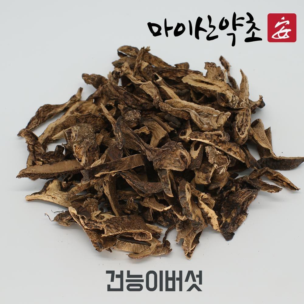 건능이버섯 건조능이 자연산 200g 마이산작물 중국산