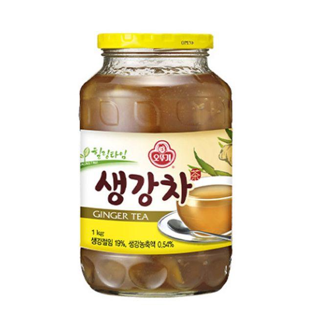 오뚜기 꿀생강차 1kg