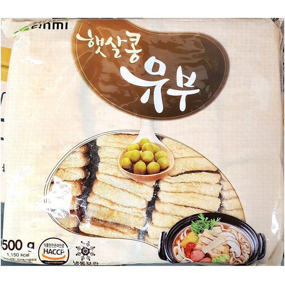 업소용 식당 음식점 식자재 재료 신미 유부 500g
