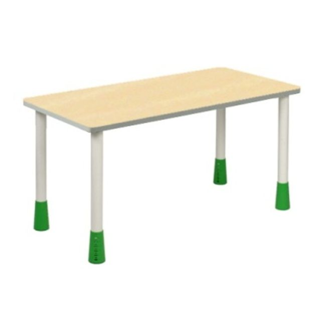 학교 학원 수업 강의용 책상 테이블 곡면 엣지 사각