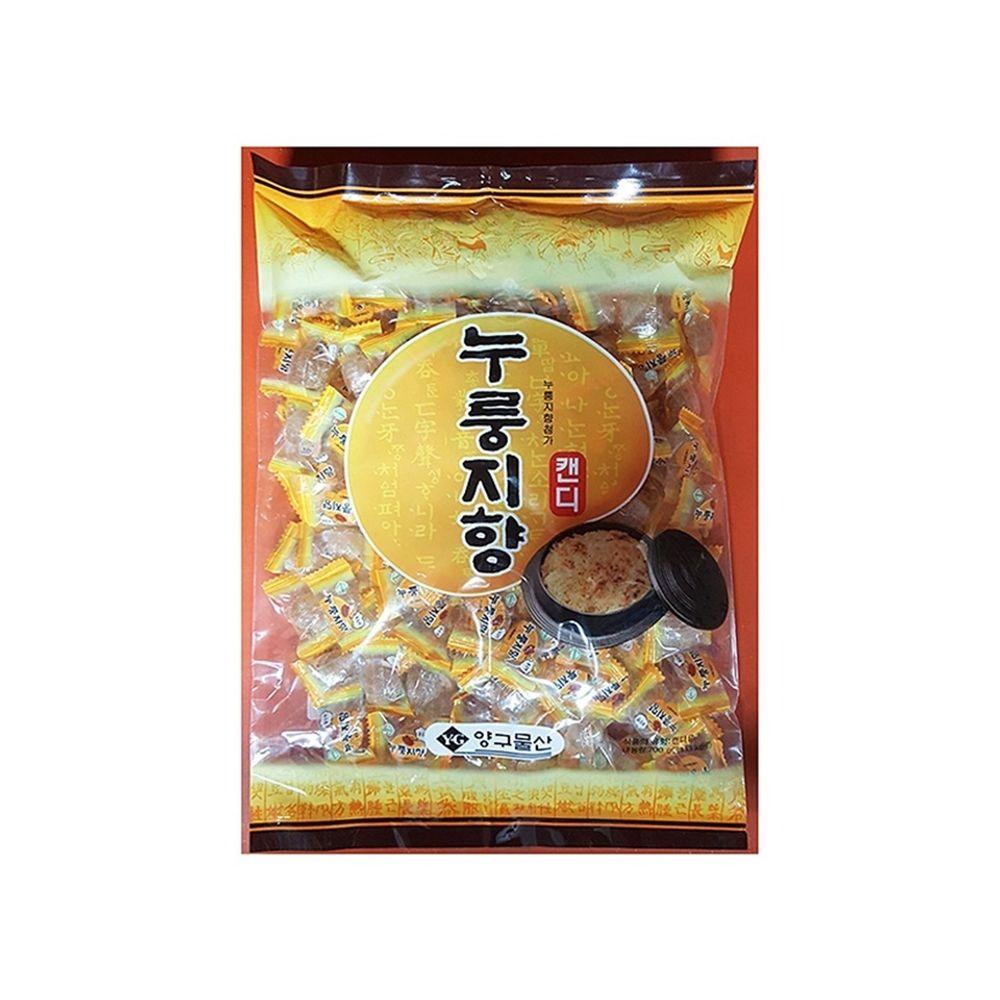 누룽지사탕(양구 700g) 누룽지사탕 과자 간식 사탕
