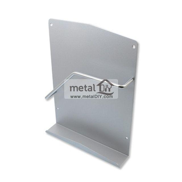 알루미늄 잡지꽂이 책꽂이 멀티 소품 거치대 진열대