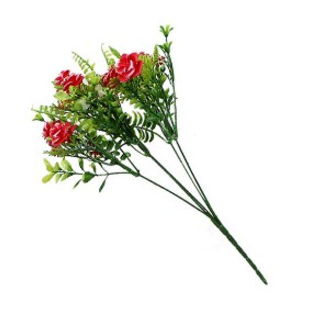 샤인빈 왁스 플라워 조화 꽃이벤트 꽃인테리어