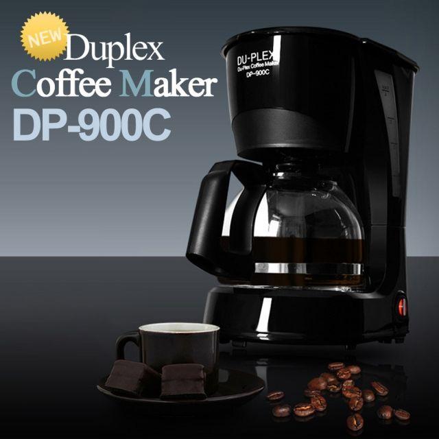 듀플렉스 커피메이커 6인용 900C 소형
