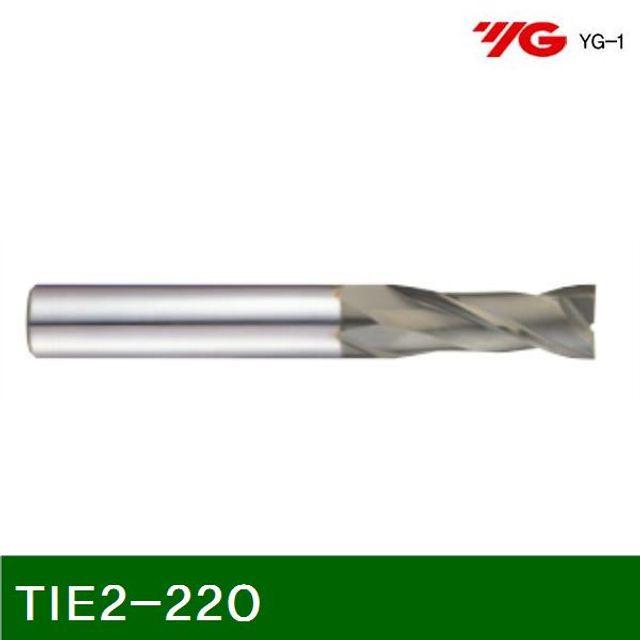 코팅엔드밀(TiAlN) 2F TIE2-220 (1EA)