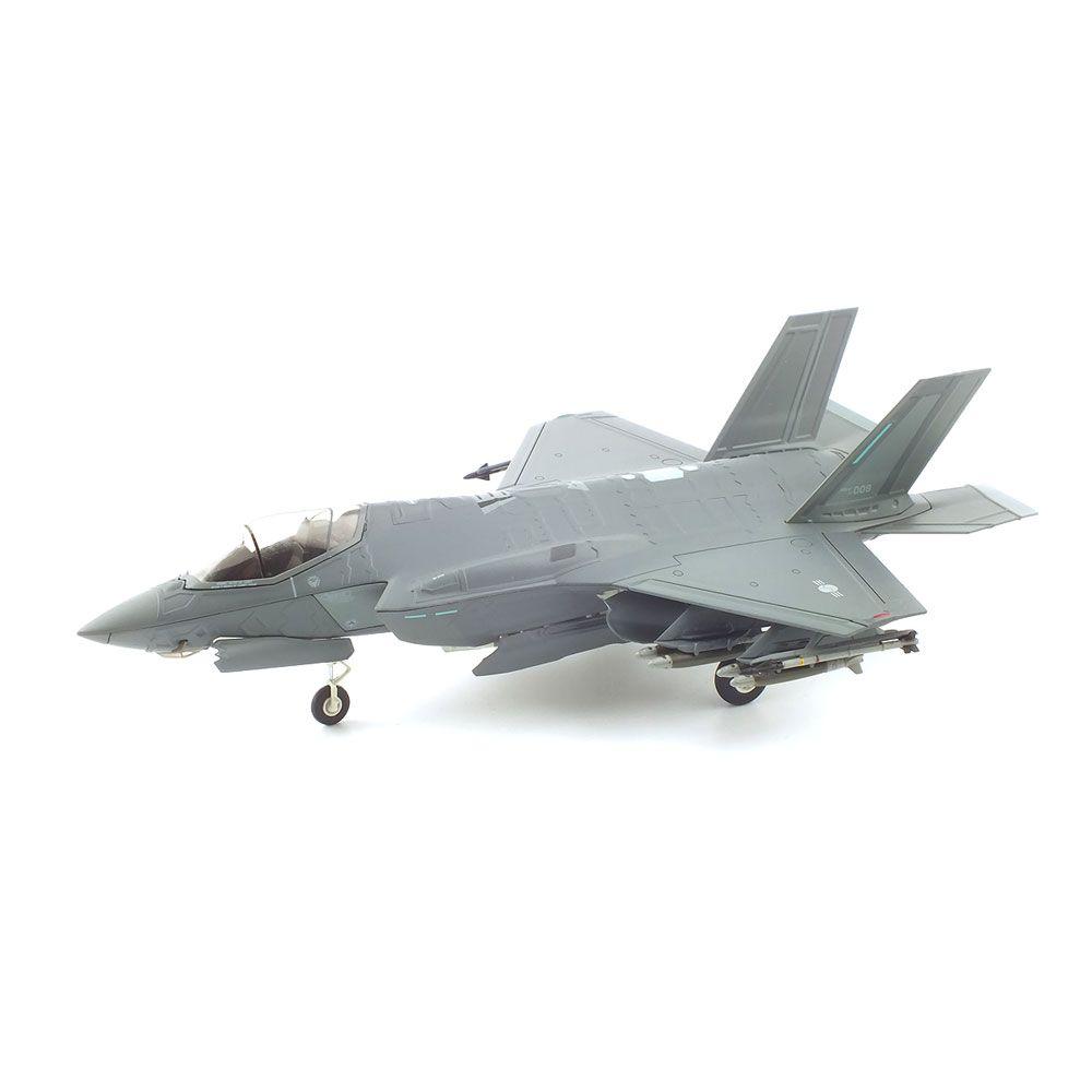 F35 대한민국 공군 스텔스 전투기 모형 (HM408854GY)