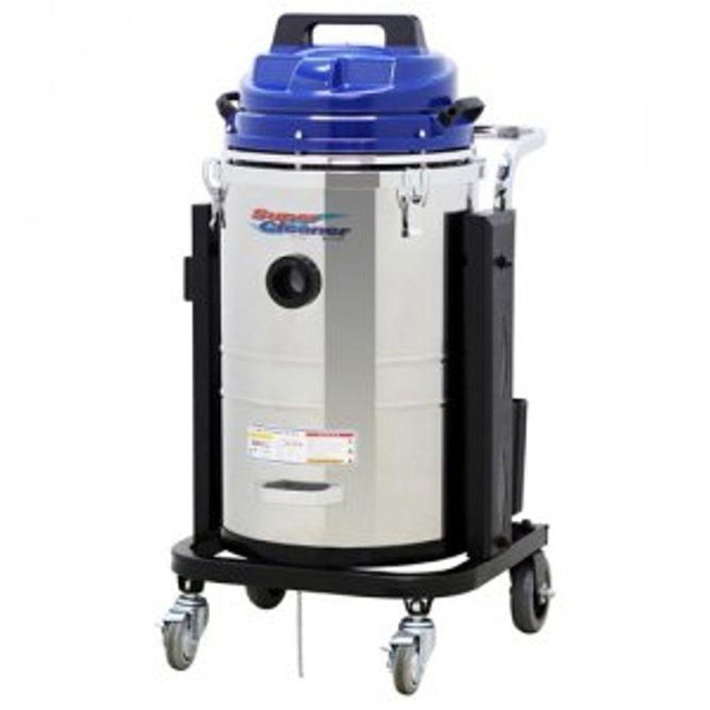 공업용 습식 청소기 104L 업소용 산업용 청소기