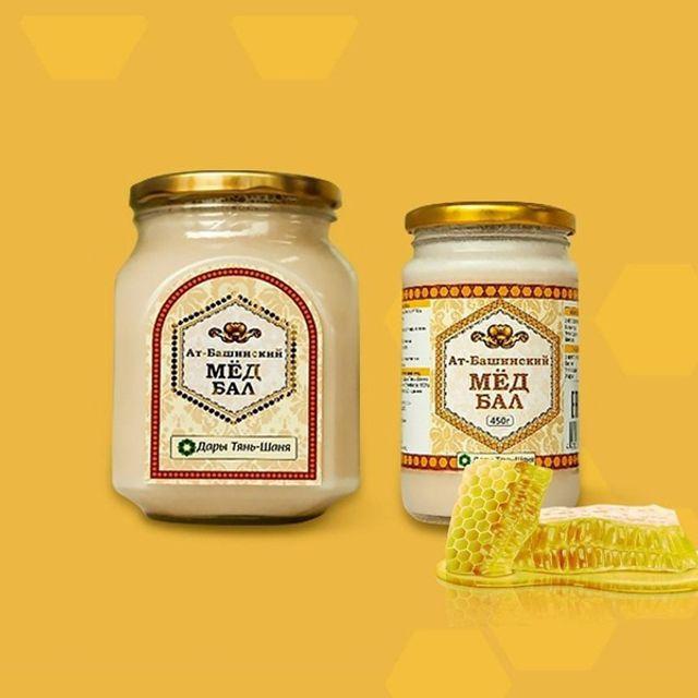 천산 꿀(아트바쉬) 1000g