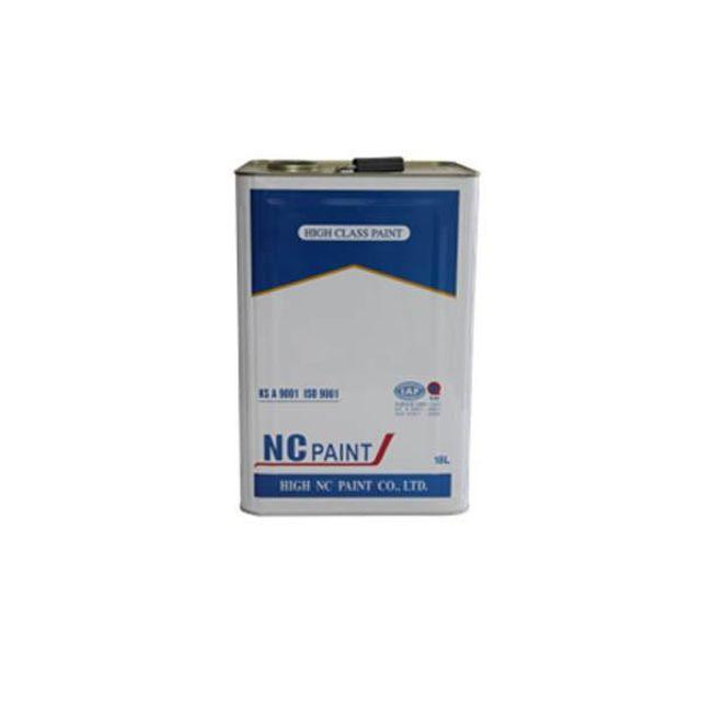 엔씨 카로드페인트(백색 미끄럼방지) 18L 도로표시용