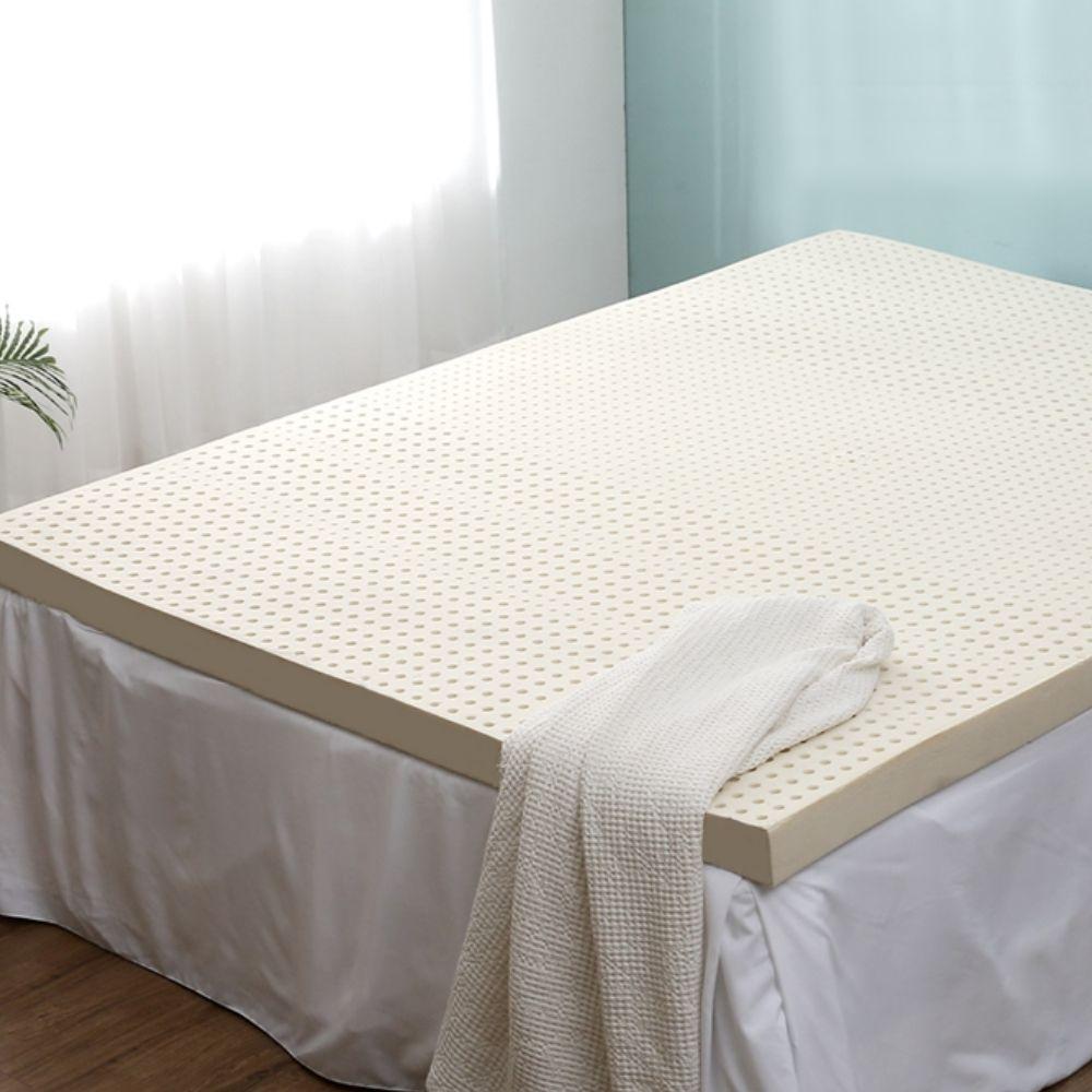 태국 천연라텍스 킹 매트리스 7.5cm 180cm 200cm