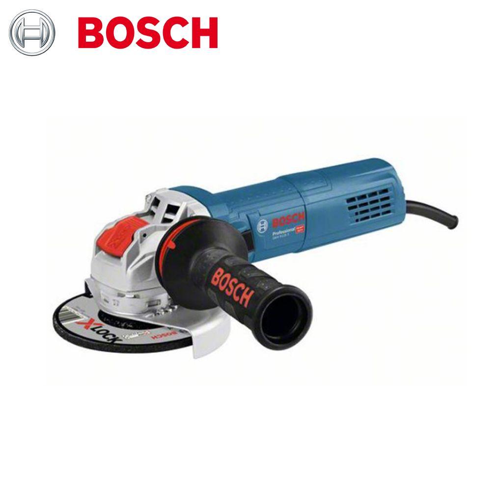 보쉬 유선 앵글그라인더 GWX9-125S