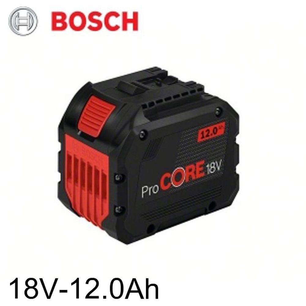 BOSCH 리튬이온 고출력 배터리 ProCORE 18V-12.0Ah